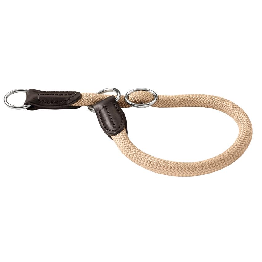 Halsband beige